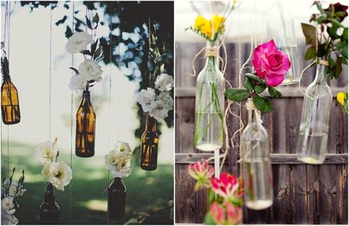 12-garrafas-de-vidro-decoradas-penduradas-em-árvores