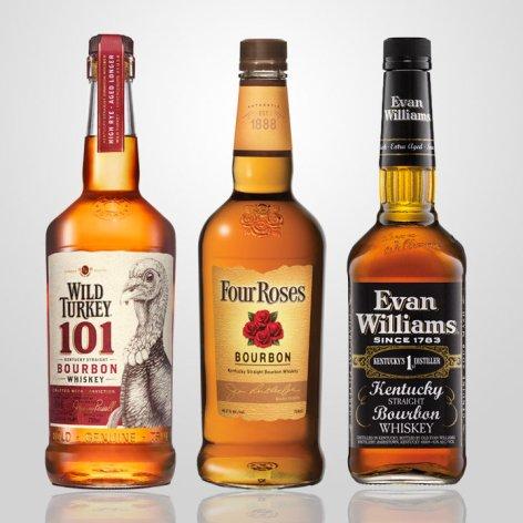 6-Rules-for-Drinking-Bourbone-wild-turkey-four-roses-evan-williams-720x720-slideshow