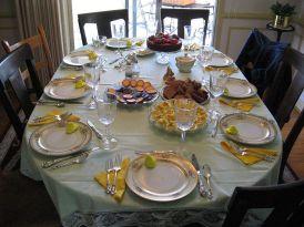 Wielkanocny_stół-_śniadanie