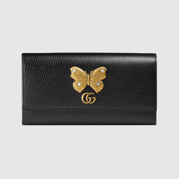499359_CAOGT_1081_001_100_0000_Light-Leather-continental-wallet-with-butterfly