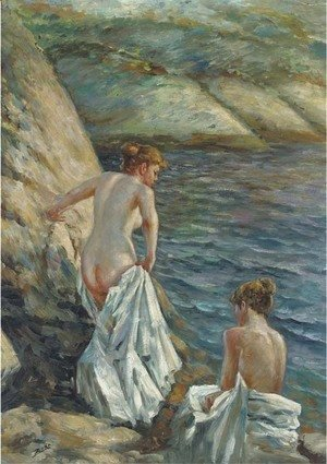 The-Bathers