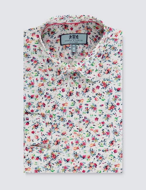 womens-white-and-red-floral-print-fitted-shirt-3-quarter-sleeve-low-collar-FQDMV013-N19-129995-500px-650px